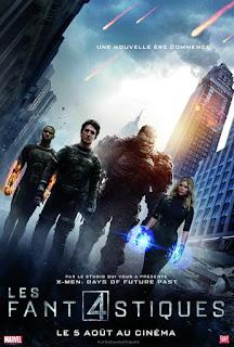 Los 4 Fantasticos (2015) Online