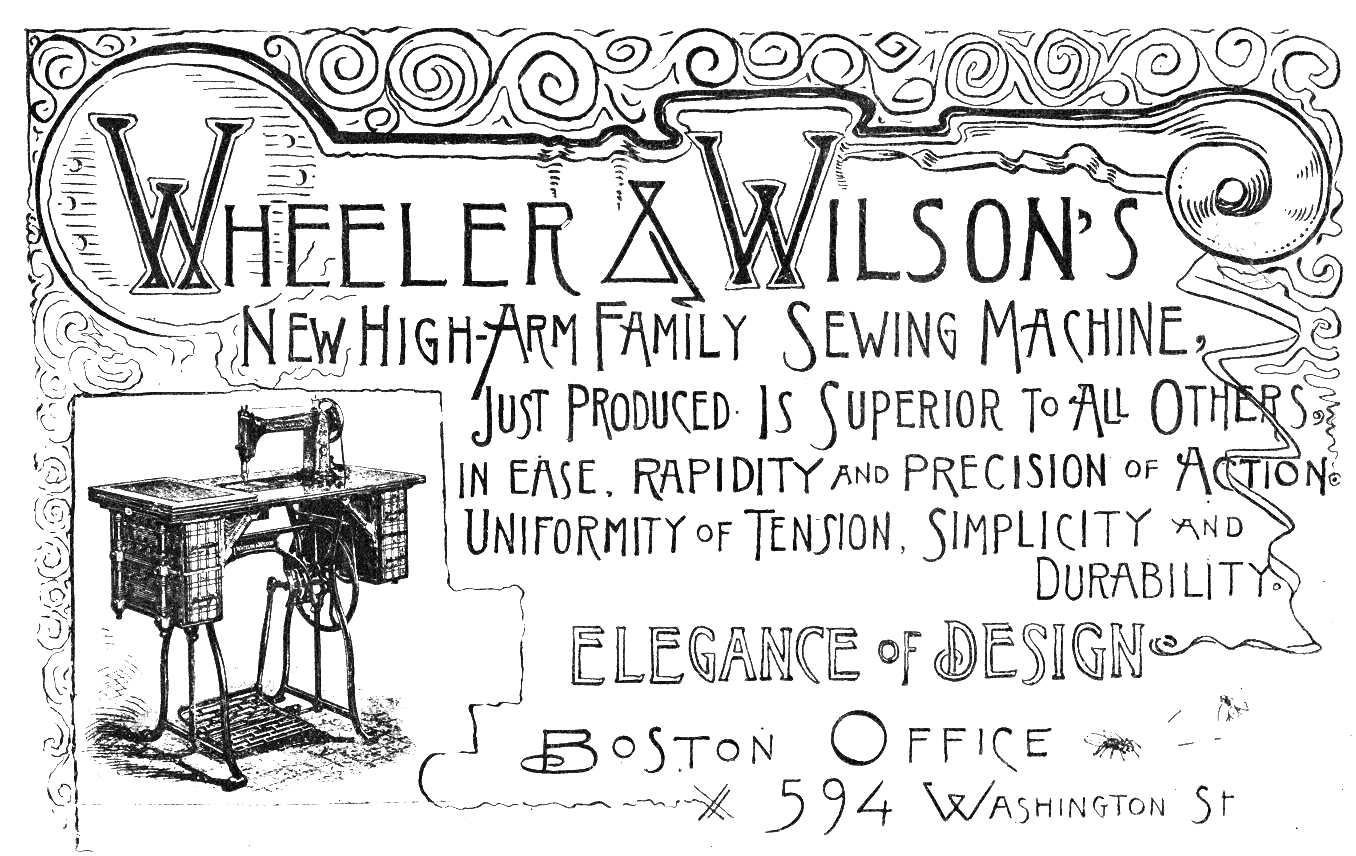 sweetly scrapped  vintage sewing machine image