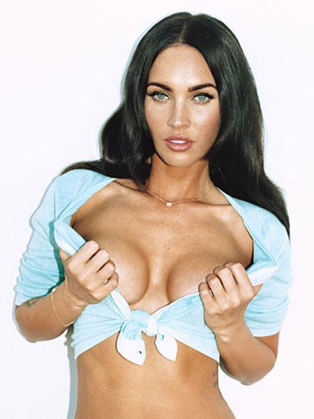 Unseen Megan Fox Latest Hot Sizzling Pics in Bikini