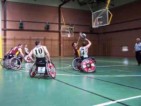 Practicas de deportes en silla de ruedas deportes en silla de ruedas - Deportes en silla de ruedas ...