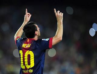 Messi Bikin Rekor di Piala Super Spanyol