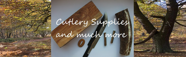 Knife making supplies and more