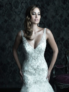 Allure Bridals: Brautkleider: Allure 2013 Couture Collection