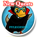 FarmVille Hotel Duckula Quests