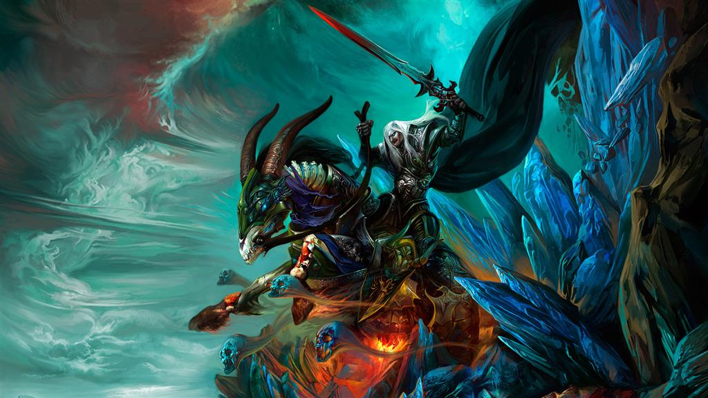 World of Warcraft HD & Widescreen Wallpaper 0.559273894701998
