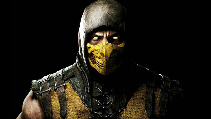Mortal Kombat X Scorpion