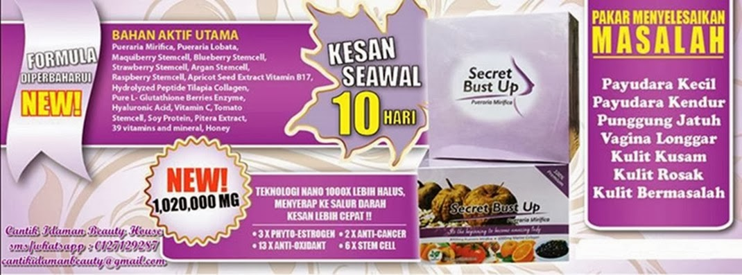 Secret Bust Up Skudai