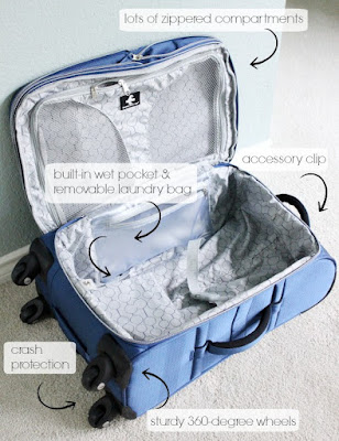 Ioanna's Notebook - Friday Favorites #21 - Travel Edition - How to pack for vacations