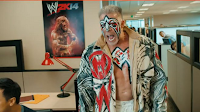 WWE 2K14 Ultimate Warrior