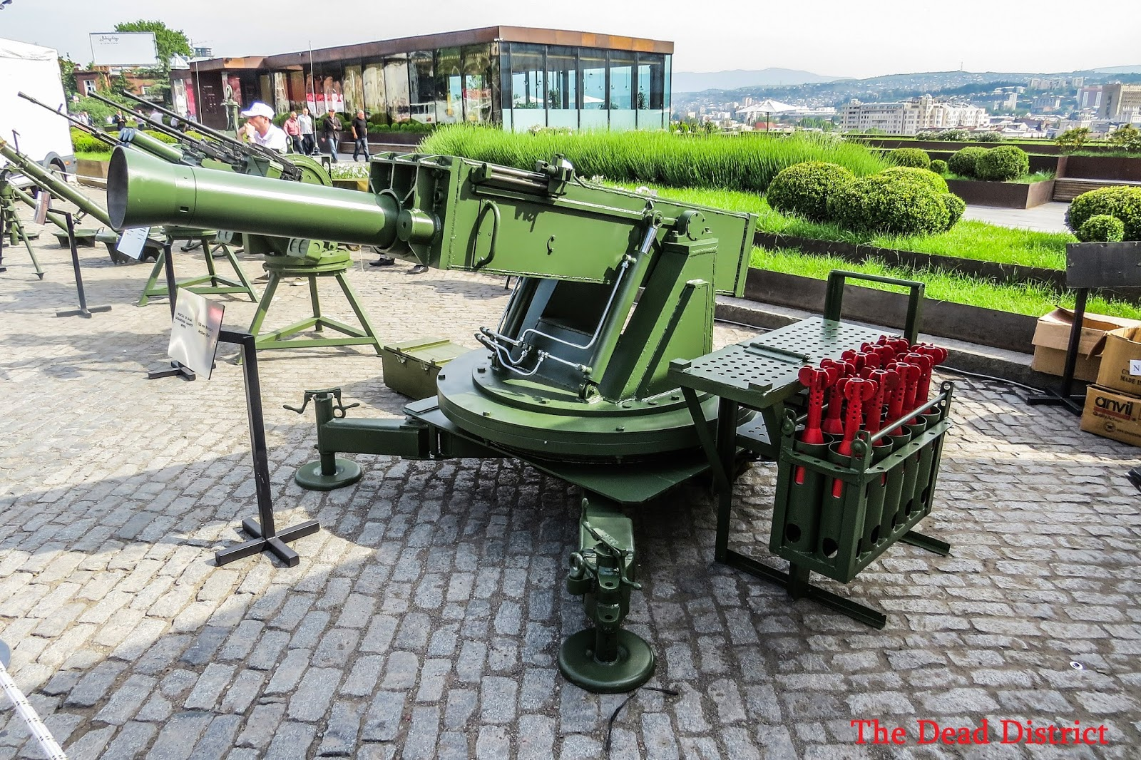 Georgia Μilitary: News and Modernisation IMG_3247