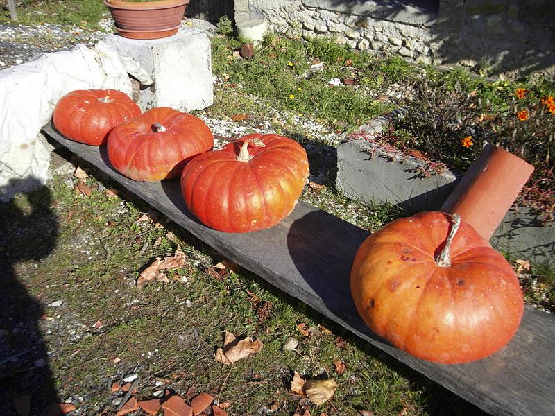 Rendez-vous à Ribérac: Robert Carrier's American Pumpkin Pie