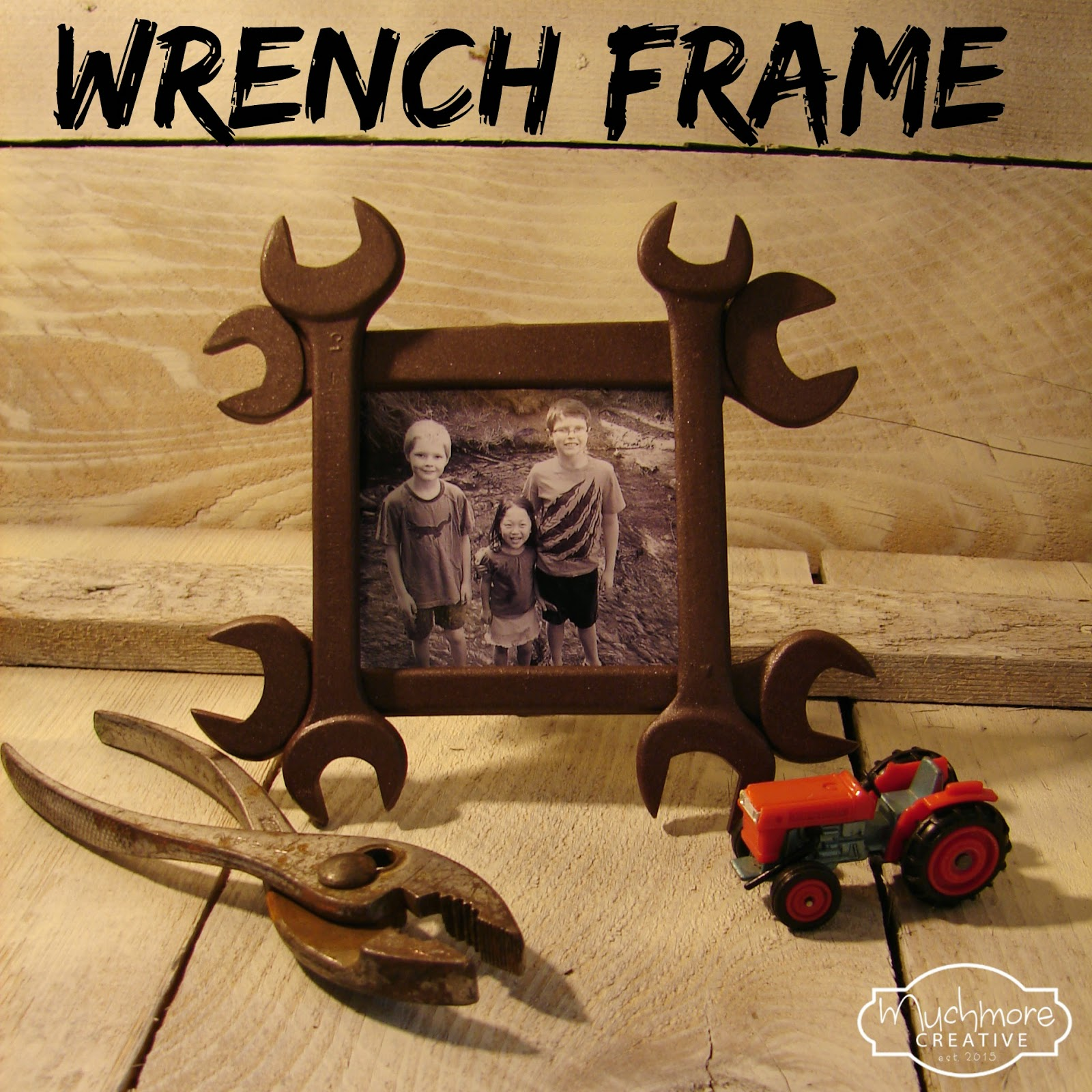 Muchmore Creative Wrench Frame