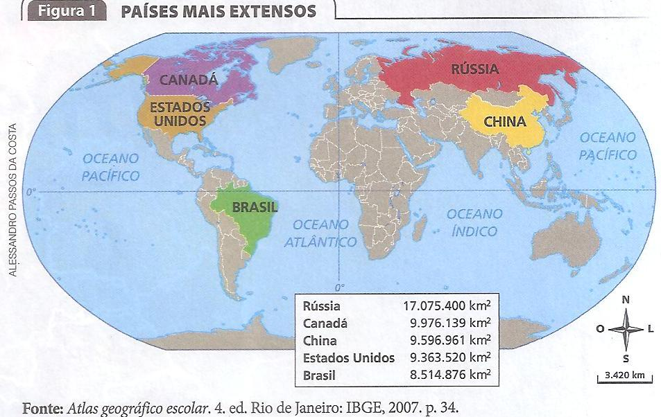 Where is Brazil? About Brazil