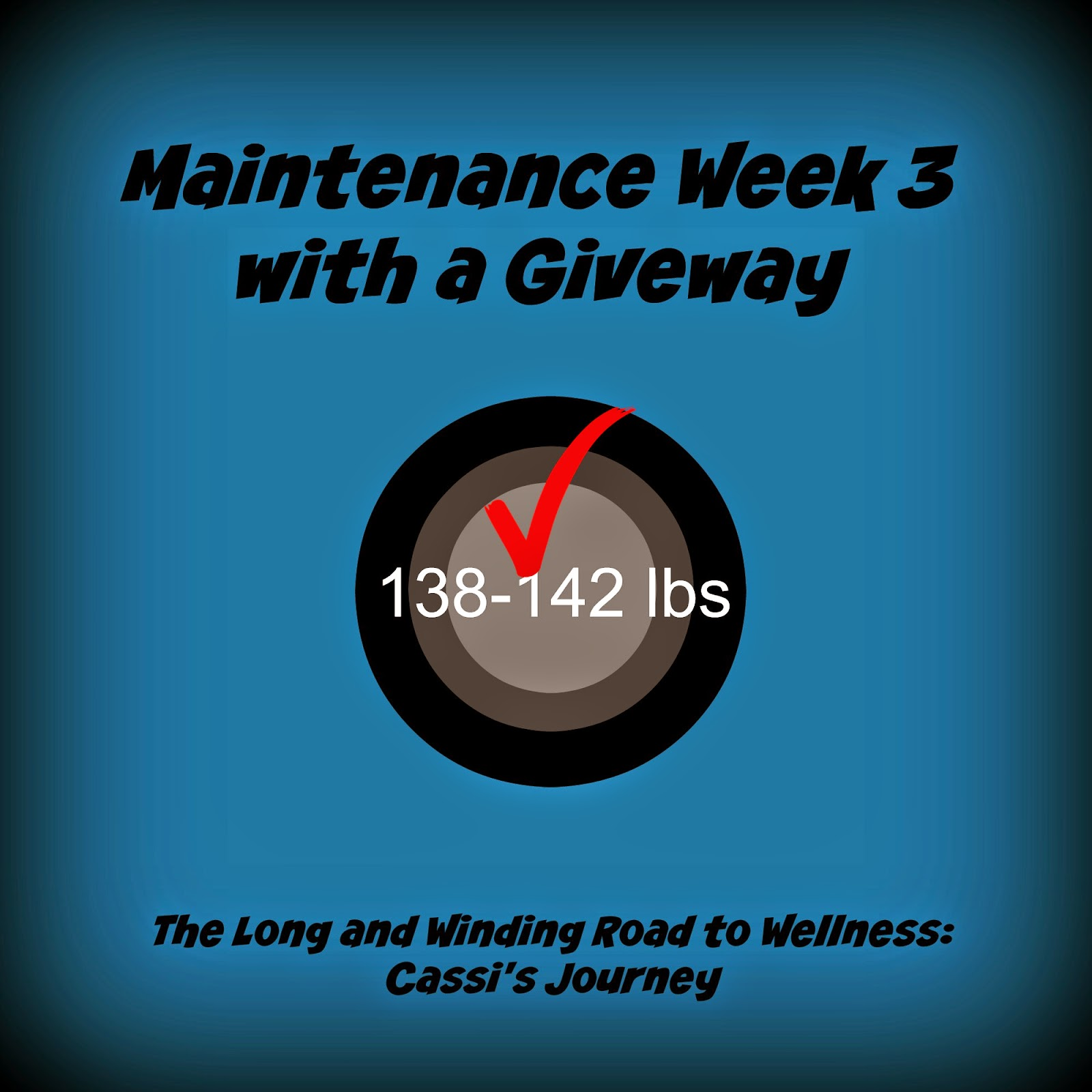 The Long And Winding Road To Wellness Maintenance Week 3