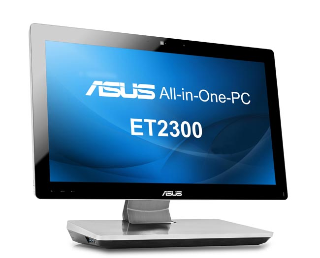 ASUS ET2300 23 inch AIO PC Series | Windows 8-ready screenshot 1