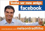 Venha ser meu amigo no Facebook