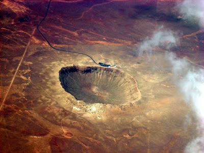 Arizona Winslow Meteor Crater