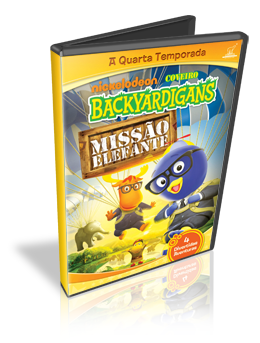 Download Backyardigans Missão Elefante Dublado DVDRip 2011 (AVI + RMVB Dublado)