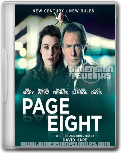 Page Eight (BRRip Inglés Subtitulado) (2011)