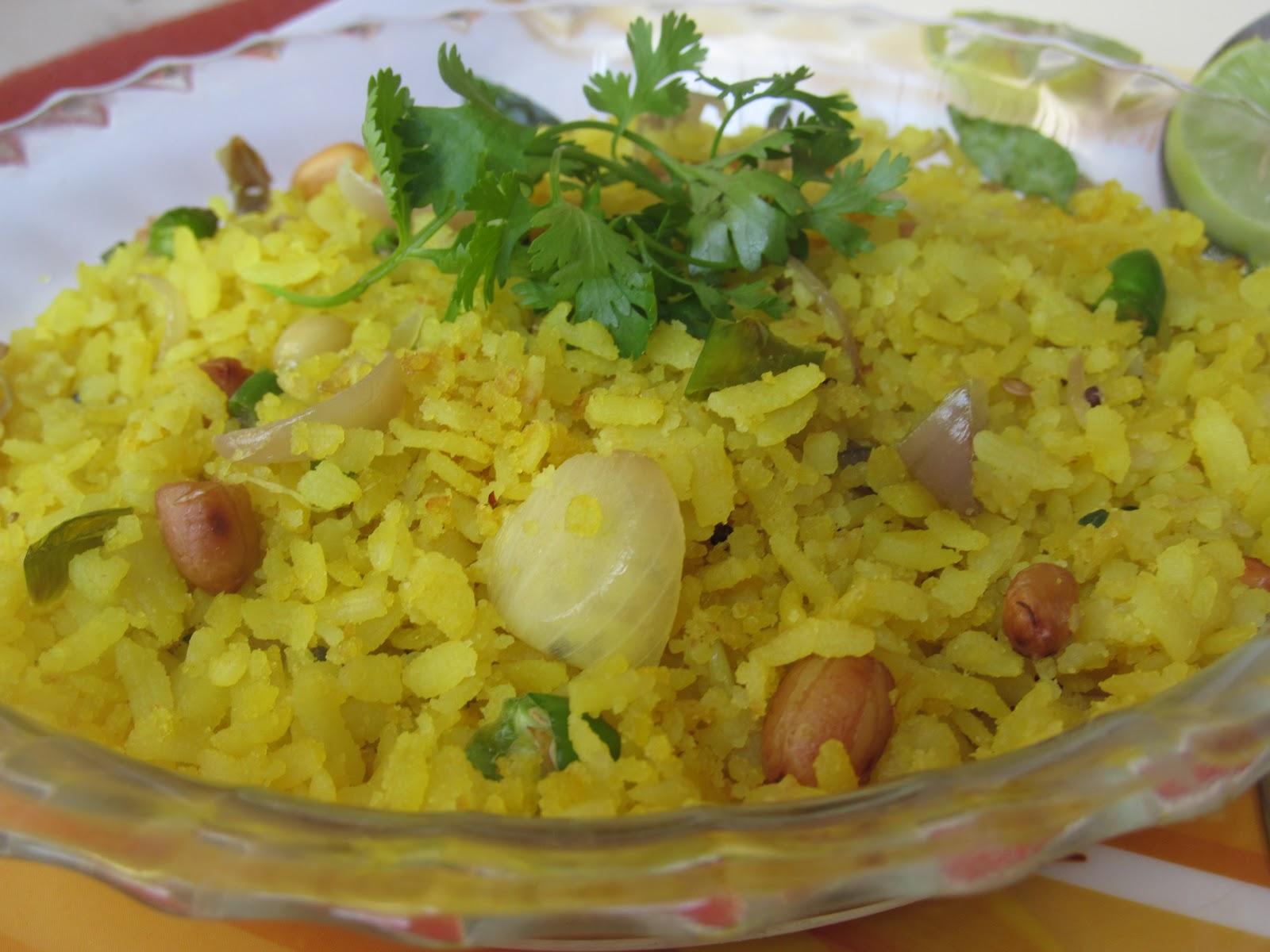 how to make tasty poha