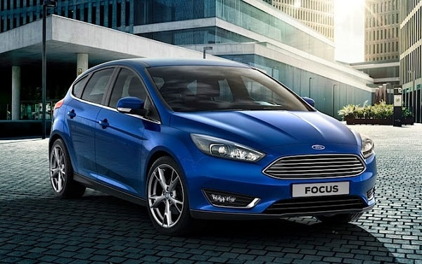 Ford Focus III Restyling
