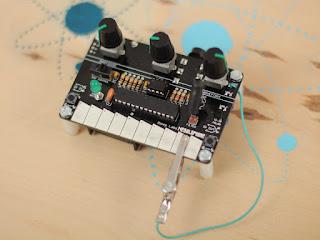Sintetizador com AVR