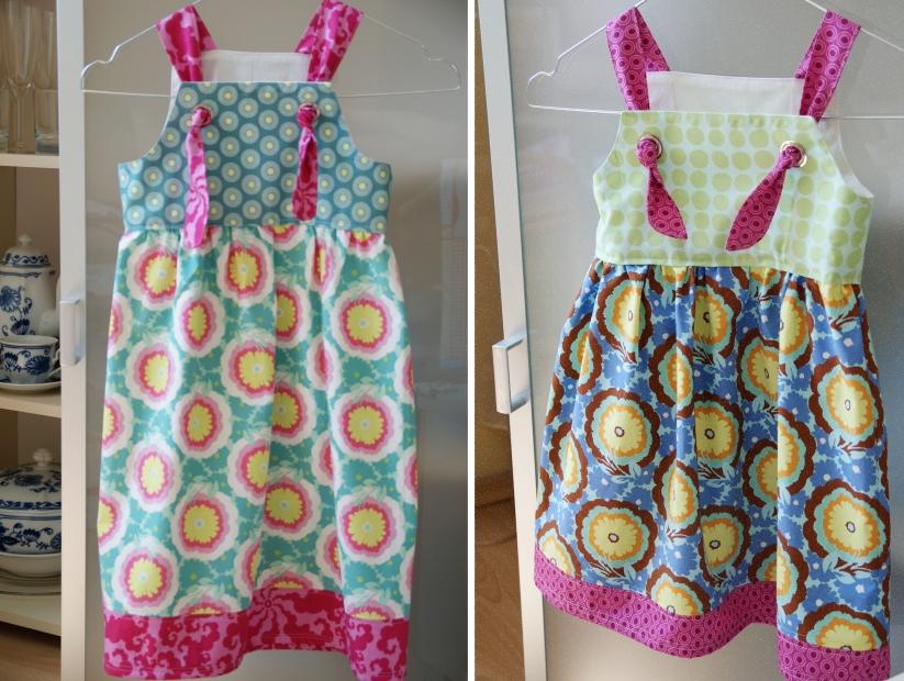 Šaty pre moje dievčatá