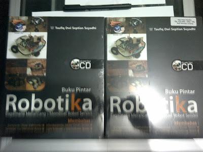 Buku Pintar Robotika Bagaimana Membuat Dan Merancang Robot Sendiri