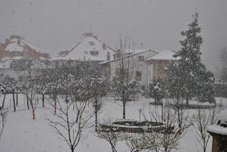Llegó la Nieve