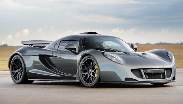 Los Autos más rápidos del Planeta
