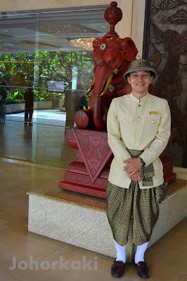 Shangri-la Bangkok Hotel