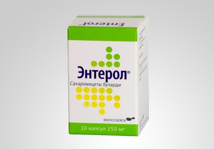препараты энтерол