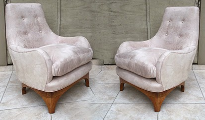 Vassily muebles objetos arte sillones escandinavos for Sillones estilo escandinavo
