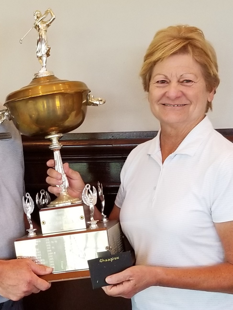 2019 SWGA Champion
