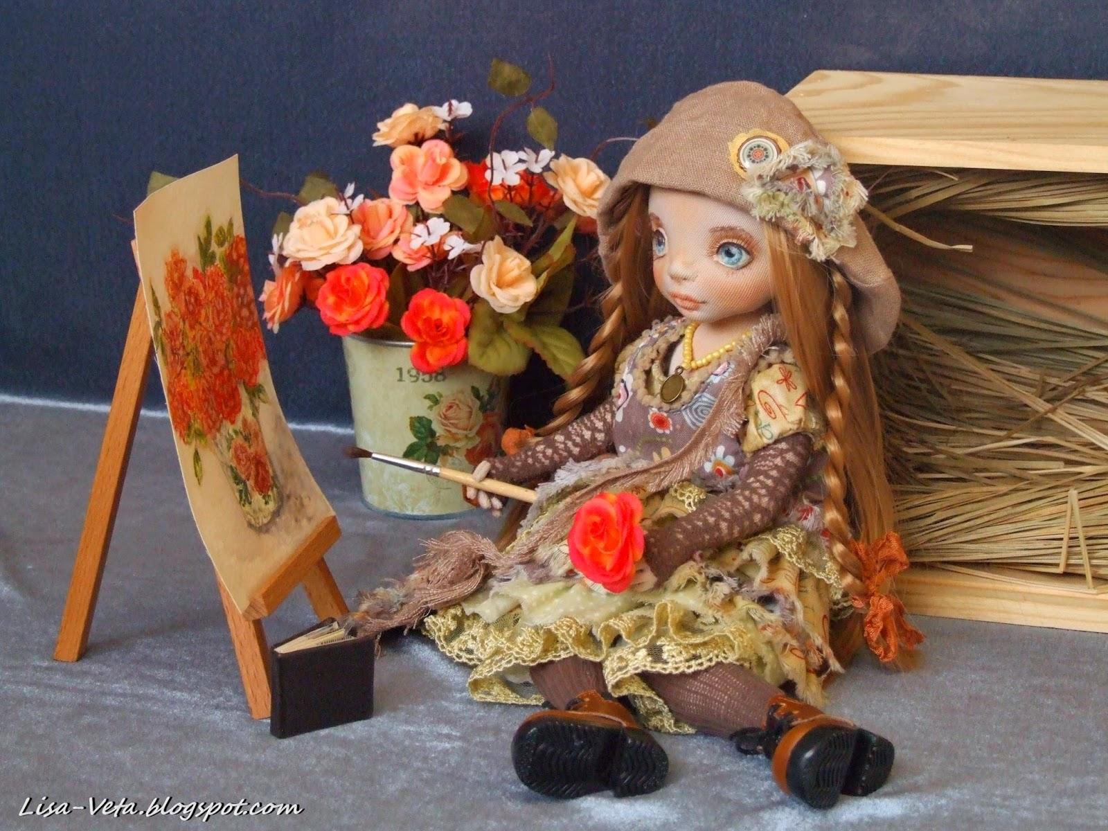 Реалистичная кукла юля 16 фотография