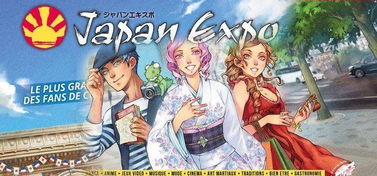 Japan Expo - 7-10 juillet 2016