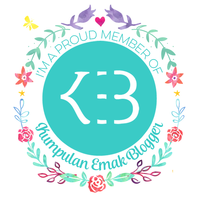 Member of Kumpulan Emak Blogger