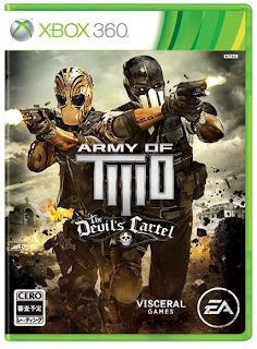 [Xbox360][Army of TWO ザ・デビルズカーテル] ISO (JPN) Download