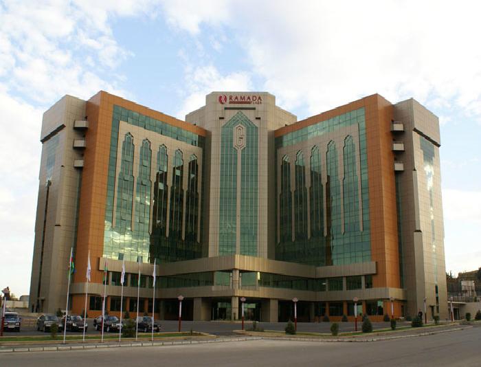 Ramada Plaza Ganja