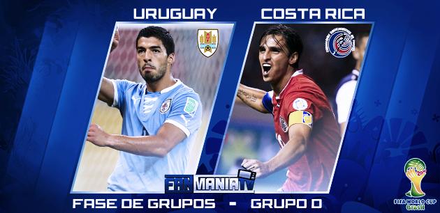 ... gratis dónde ver online uruguay vs costa rica gratis ver en vivo