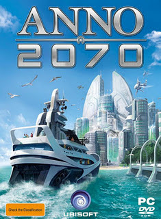 Free Download The Game Anno 2070 Full Version Free For PC ~ MediaFire Size 5GB ~ Genre : Strategy game ~ download-31.blogspot.com