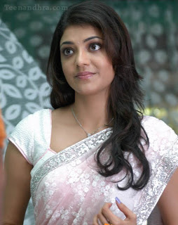Kajal light pink saree mr perfect mage7.JPG
