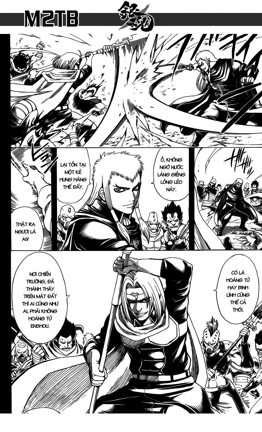 Gintama Chap 614 - Trang 4