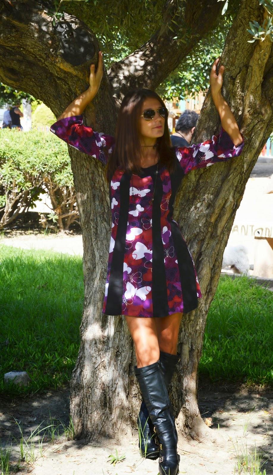 Vestidos_estampado_mariposas_otoño2014