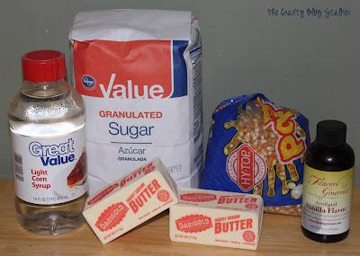 Sweet Popcorn Candy Recipe