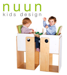 """NUUN KIDS DESIGN"" - MUEBLES INFANTILES"