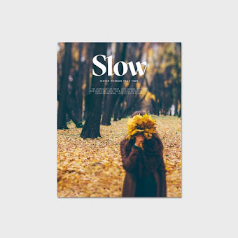 SLOW MAGAZINE - AUTUMN ISSUE OUT NOW