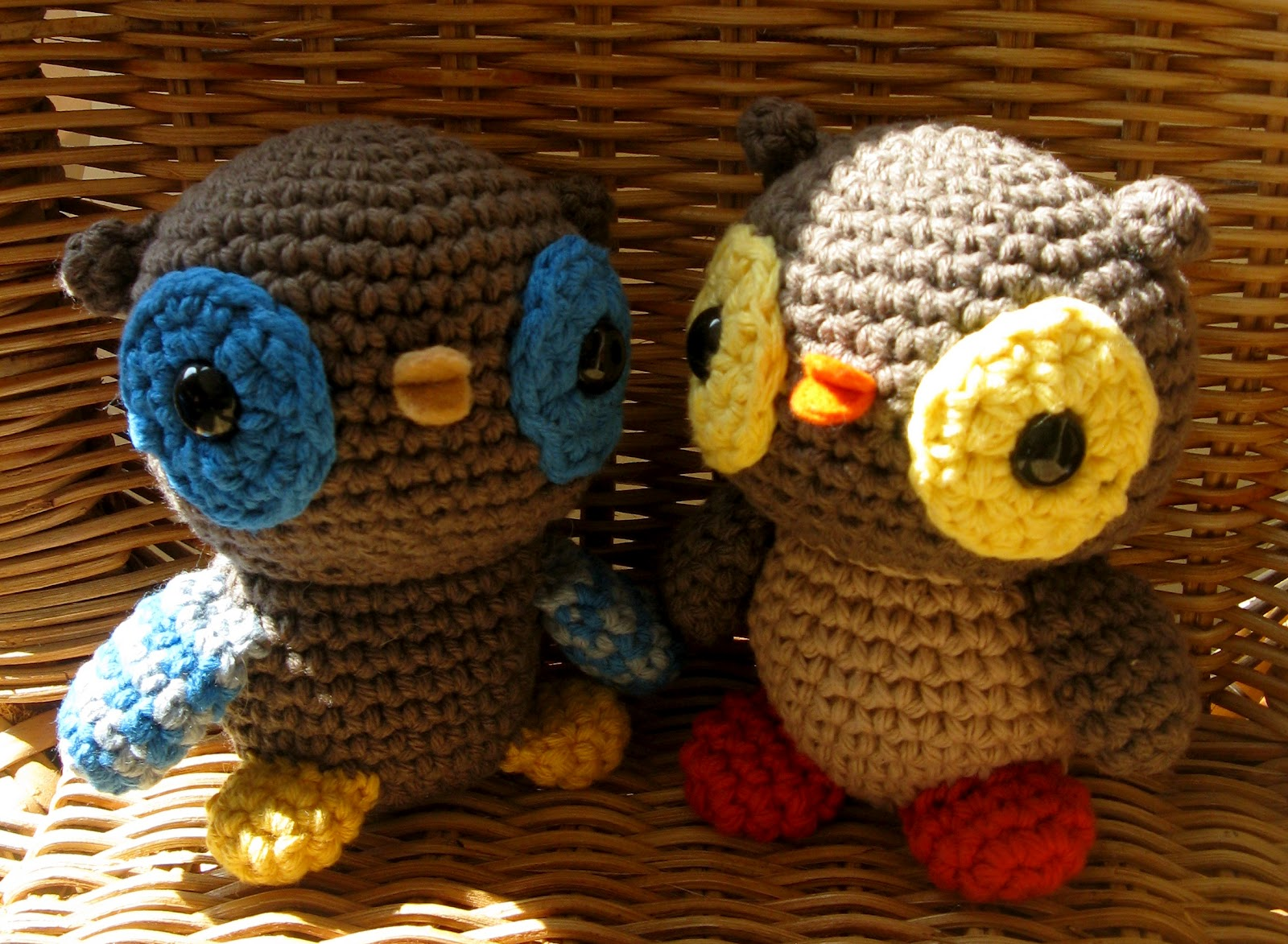 Amigurumi Patterns Owl : Ana Paulas Amigurumi Patterns & Random Cuteness: Little ...
