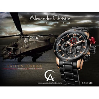Alexandre christie Falcon Turbine - cherylaghniShop