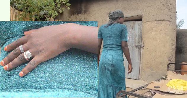 boko haram victim abortion